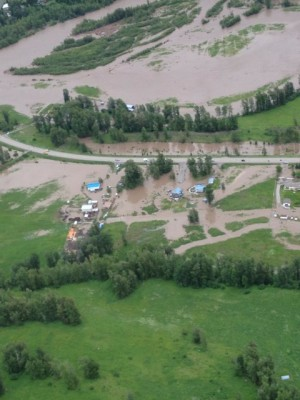 aerial flood photo_2